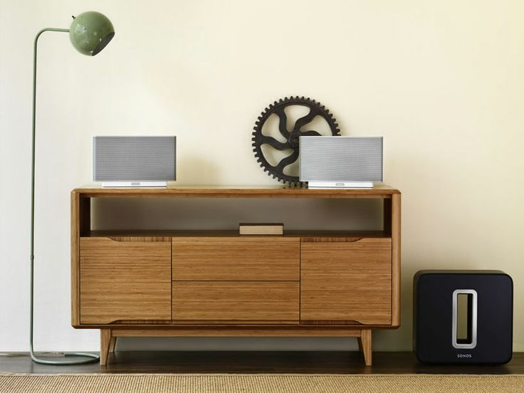 Sonos Play:5 Wireless HiFi Player - For kitchen bookshelf and dining room