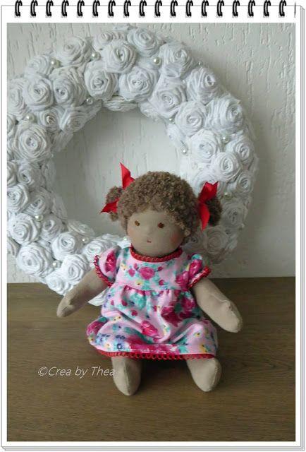 CREA by THEA: poppen maken