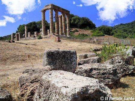 Tempio di Antas tempio punico romano di Antas