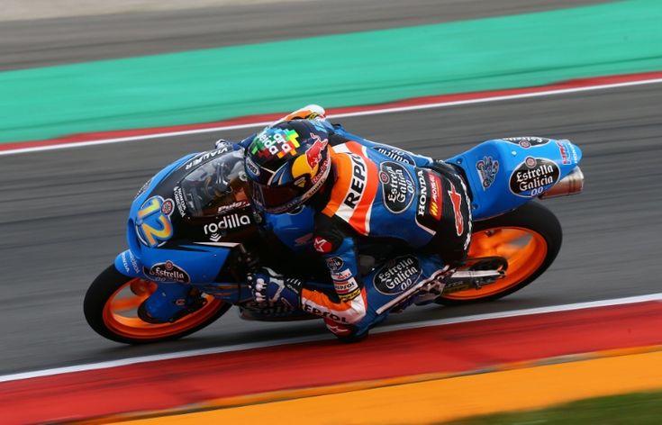 Alex Marquez, Moto3, Dutch MotoGP 2014