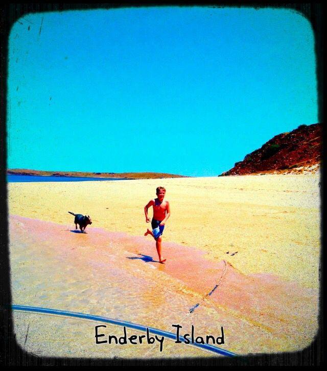 Enderby Island, Dampier Archipelago, WA