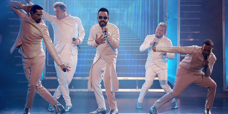 The Backstreet Boys' Las Vegas residency is the fastest-selling in history. Why? Nostalgia.