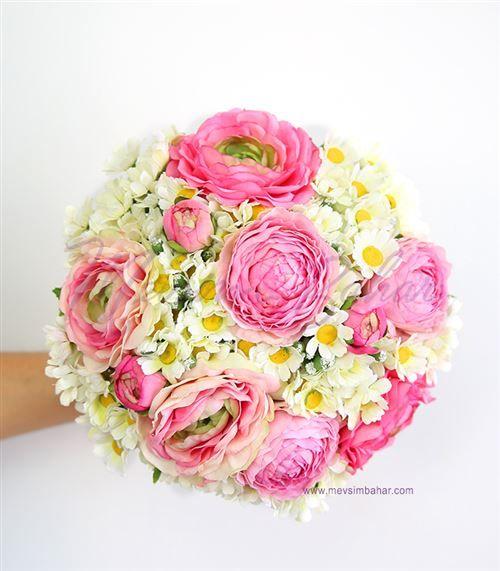 Gelin Çiçeği Papatya