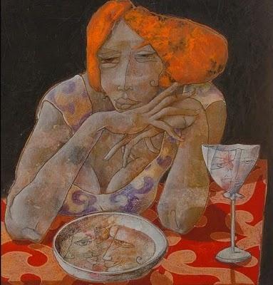 Contemporary Italian Artist Giovanni Maranghi