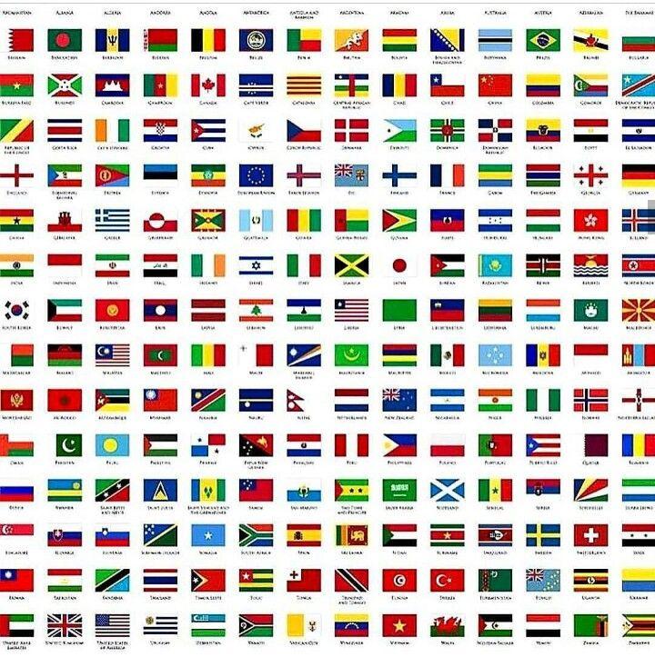 drapeau-de-monde