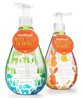 Method Designed For Good Aspca Hand Soap Duo Method Hand