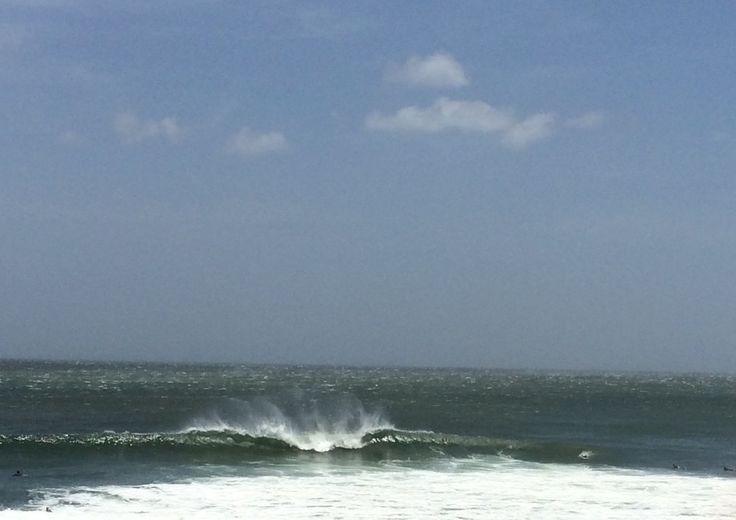 Surf trip à Popoyo – vague qui casse