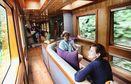 South America Train Tours | 4* & 5* South America Railway Travel