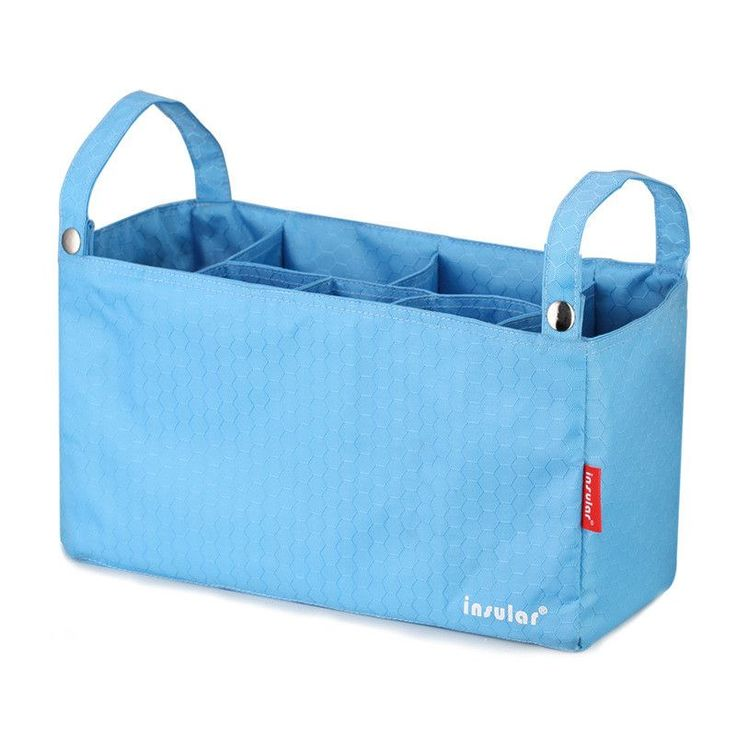 Waterproof Thermal Insulation Portable Mommy Diaper Stroller Organizer