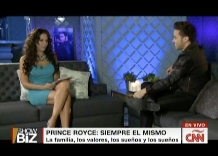 Jueves De TBT. Entrevista Del Año 2013 A Prince Royce Con Mariela Encarnación