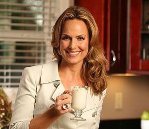 Melora Hardin shares her recipe for Winter White Hot Chocolate