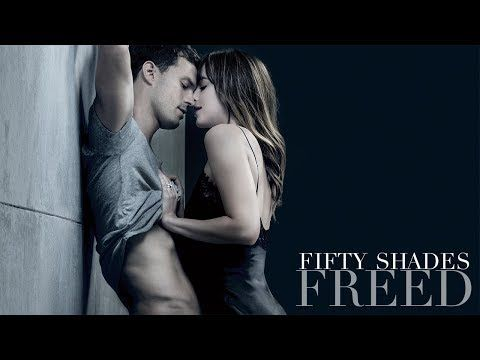 "FIFTY SHADES FREED (2018) - Official Trailer [HD] -- The final chapter begins this Valentine's Day. - Jamie Dornan and Dakota Johnson return as Christian Grey and Anastasia Steele in Fifty Shades Freed, the climactic chapter based on the worldwide bestselling ""Fifty Shades"" phenomenon... 