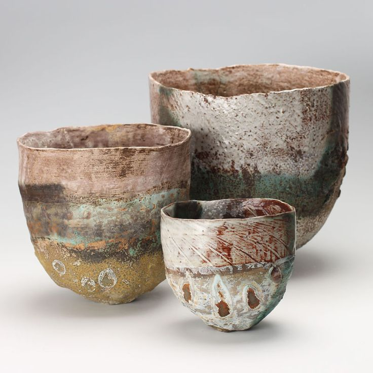 Rachel Wood conical vessels
