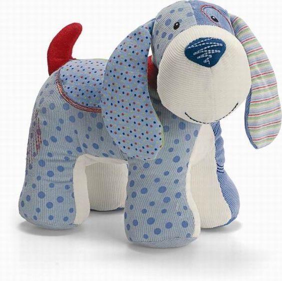игрушка собака из ткани своими руками - Поиск в Google