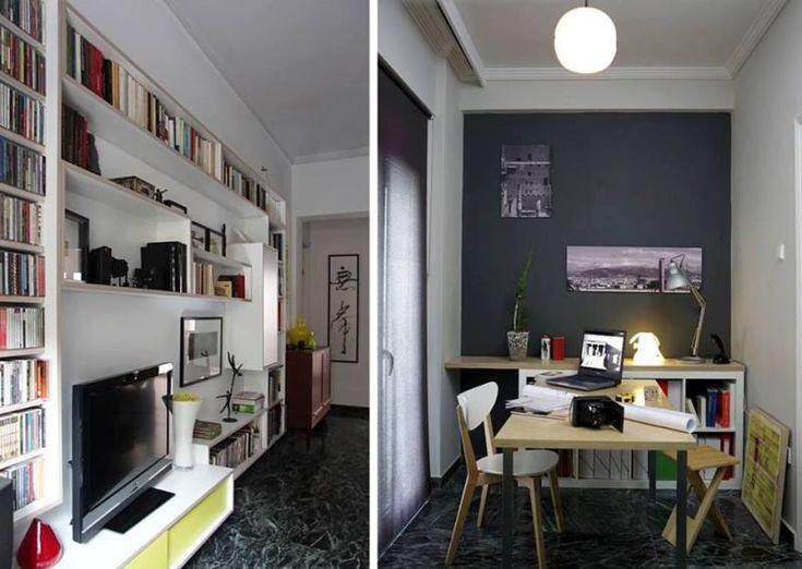 Η μεταμόρφωση ενός ρετιρέ του '60 στα Εξάρχεια σε σύγχρονη κατοικία - Τι λες τώρα;