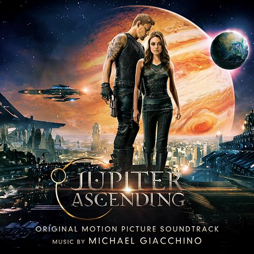 Jupiter Ascending Soundtrack Review: This is a review of the film score Jupiter Ascending by Michael Giacchino.   At a glance:   23 tracks   103 minutes of score   Geek Score: 99.1    Total Minutes Of Excellence: 100,02    Album Excellence: 97%   Buy or stream? ...