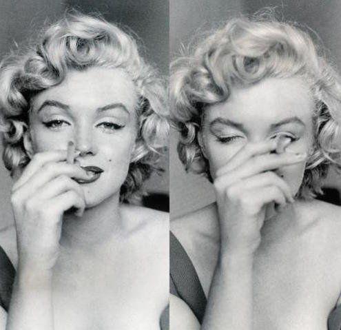 Norma Jeane Baker Morten, la rubia despampanante favorita de Hollywood, sigue soltando suspiros por su pseudónimo de Marilyn Monroe, por su álter ego ...