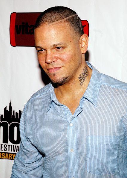 """Member of rap duo """"Calle 13"""", Rene Perez"""