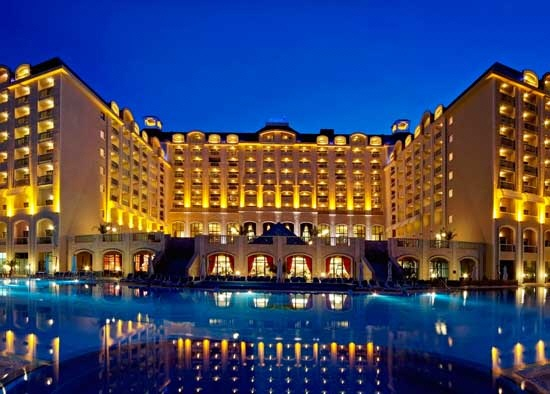 "Melia Grand Hermitage Hotel & Spa, Golden Sands Resort, Bulgaria. Home of the popular ""Red Wine Bath"""