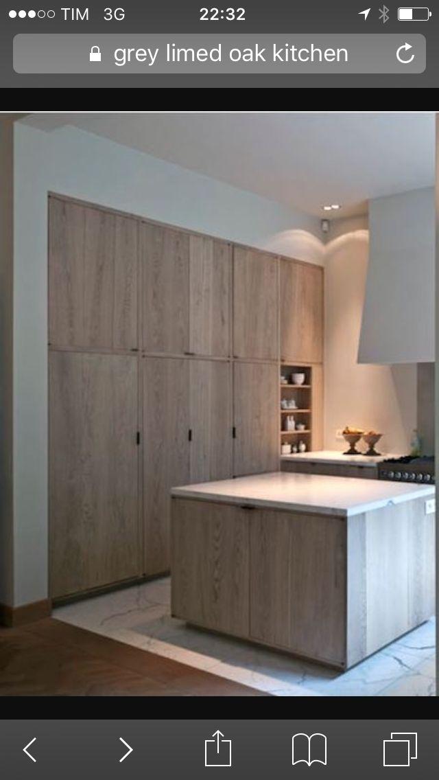 Eichenschrank Küche, Schränken Aus Eichenholz, Eiche Küchen, Träumen  Küchen, Herrenhäuser, Küche Ideen, Minimalistisch