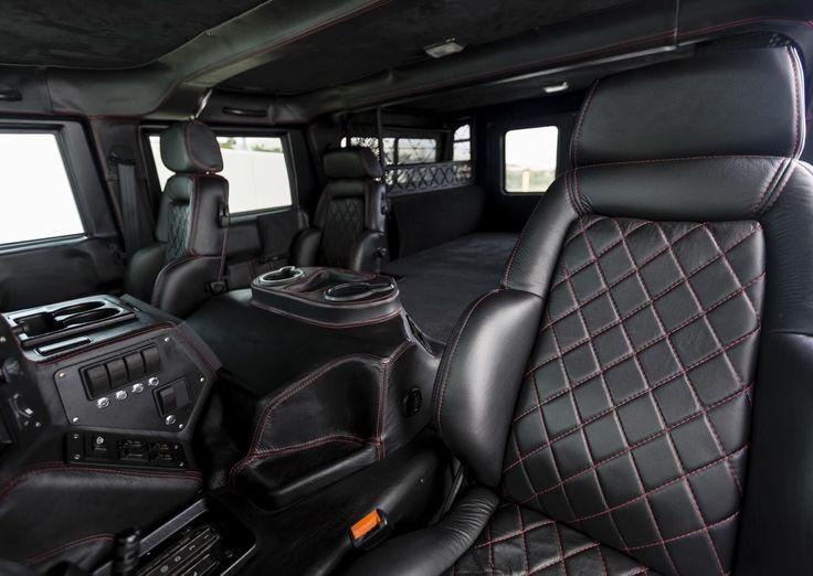 Jeep Wrangler Custom Interior