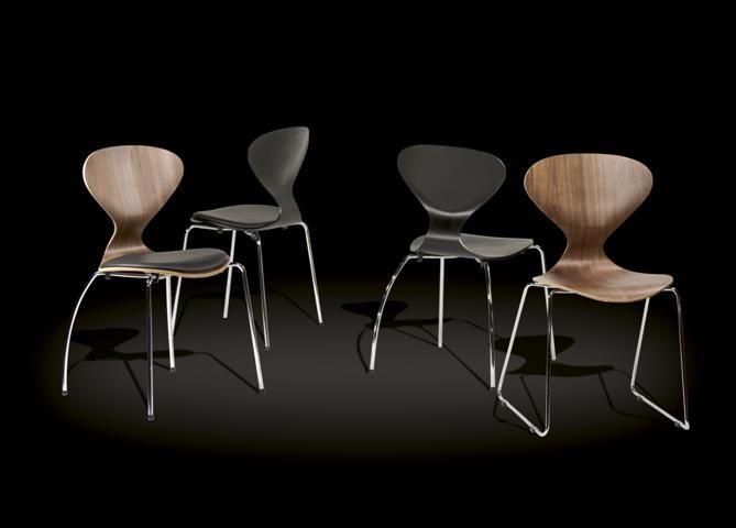 Danform dänische Design-Stühle