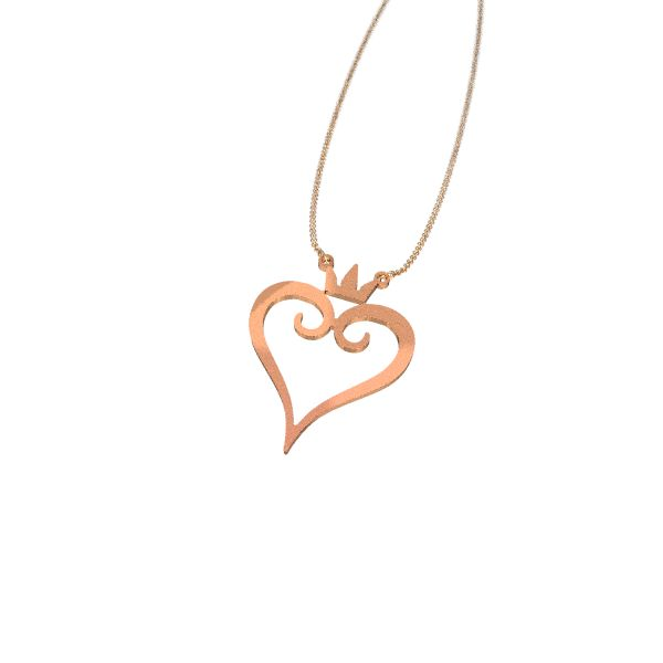 Queen of Heart Necklace - #Zazzy