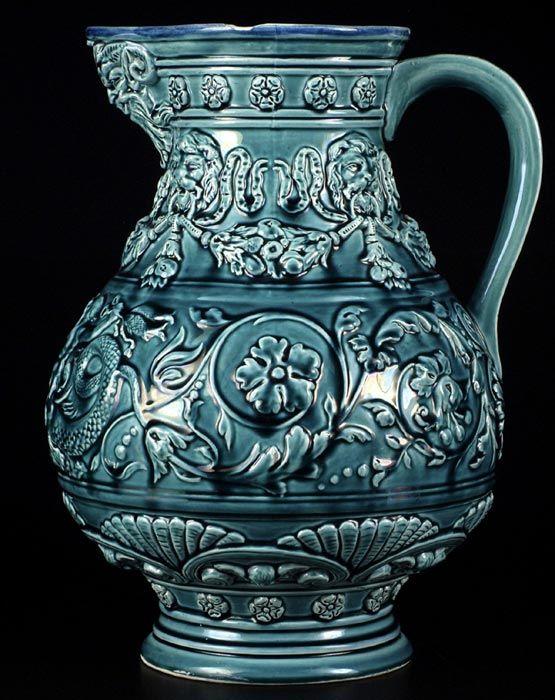 Dekorativní džbán-Olomučany?