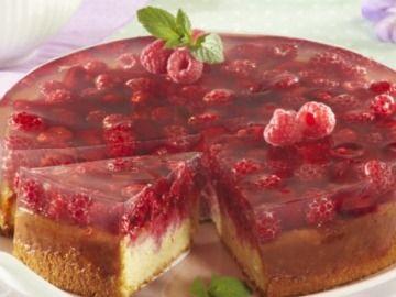 Malinový dort / Raspberry cake