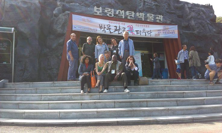 Danuta Nawrocka na październiowym World Cultural Art Symposium