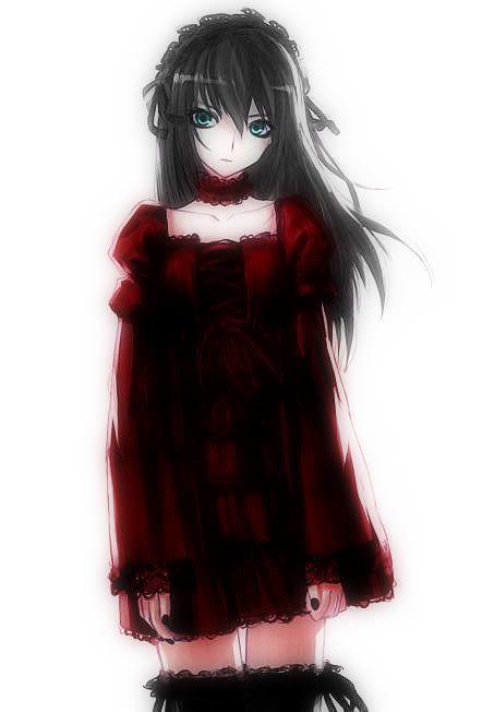 gotico anime
