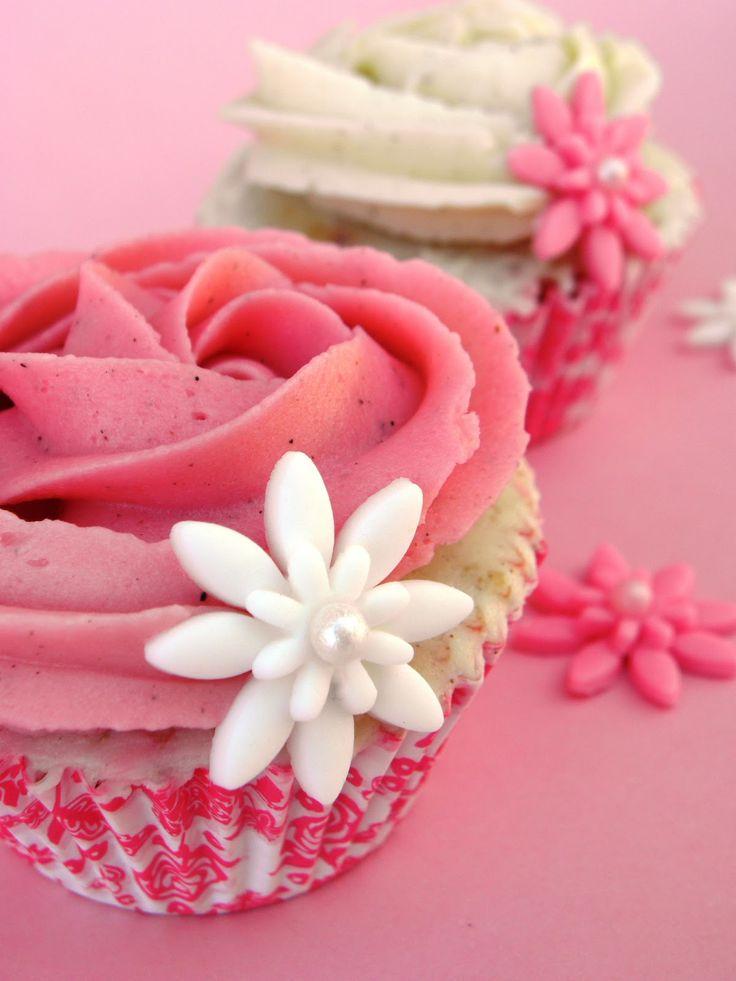 Místo hlavy CUPCAKE: Podrobný návod pro všechny cupcake začátečníky