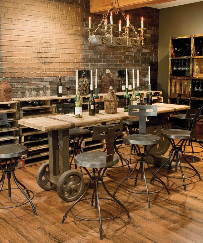 Take A Look Around This Wine Cellar And You Ll See A