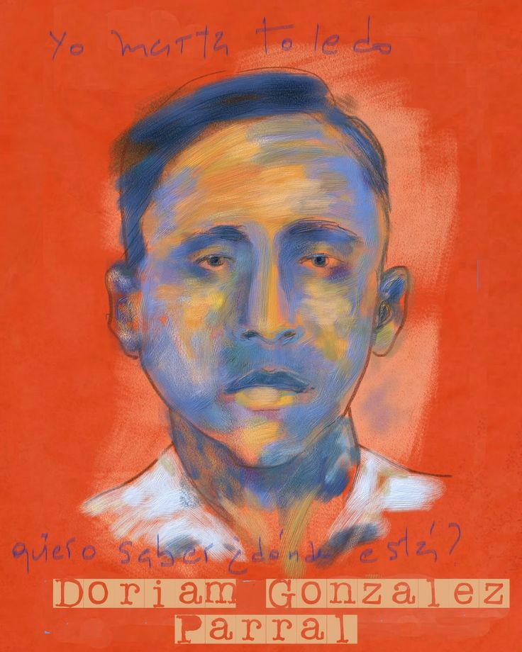 MartaToledo Ilustraciones: #IlustradoresConAyotzinapa