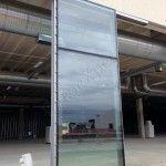 Lavorazione vetrina - Roma - VetroeXpert - Vetrine per negozi