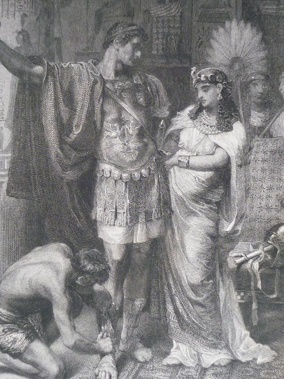 anthony and cleopatra a tragic hero The bill / shakespeare project takes a look at the concept of tragic hero in antony and cleopatra, focusing first on antony.