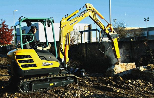 Introduction to SV26 Yanmar Excavator http://www.introinto.com.au/introduction-to-sv26-yanmar-excavator/