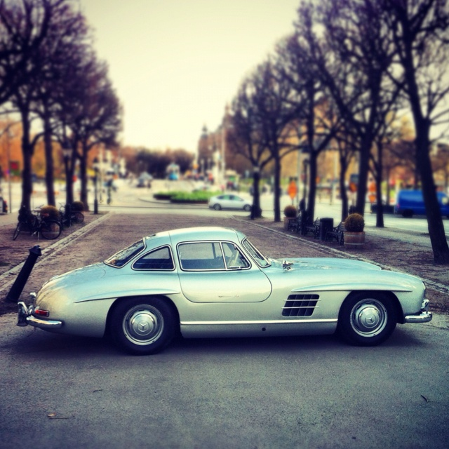 67 best images about mercedes benz on pinterest for Mercedes benz with wing doors