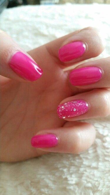 Sensational Pink Hibis-kiss Love my Sensationail kit