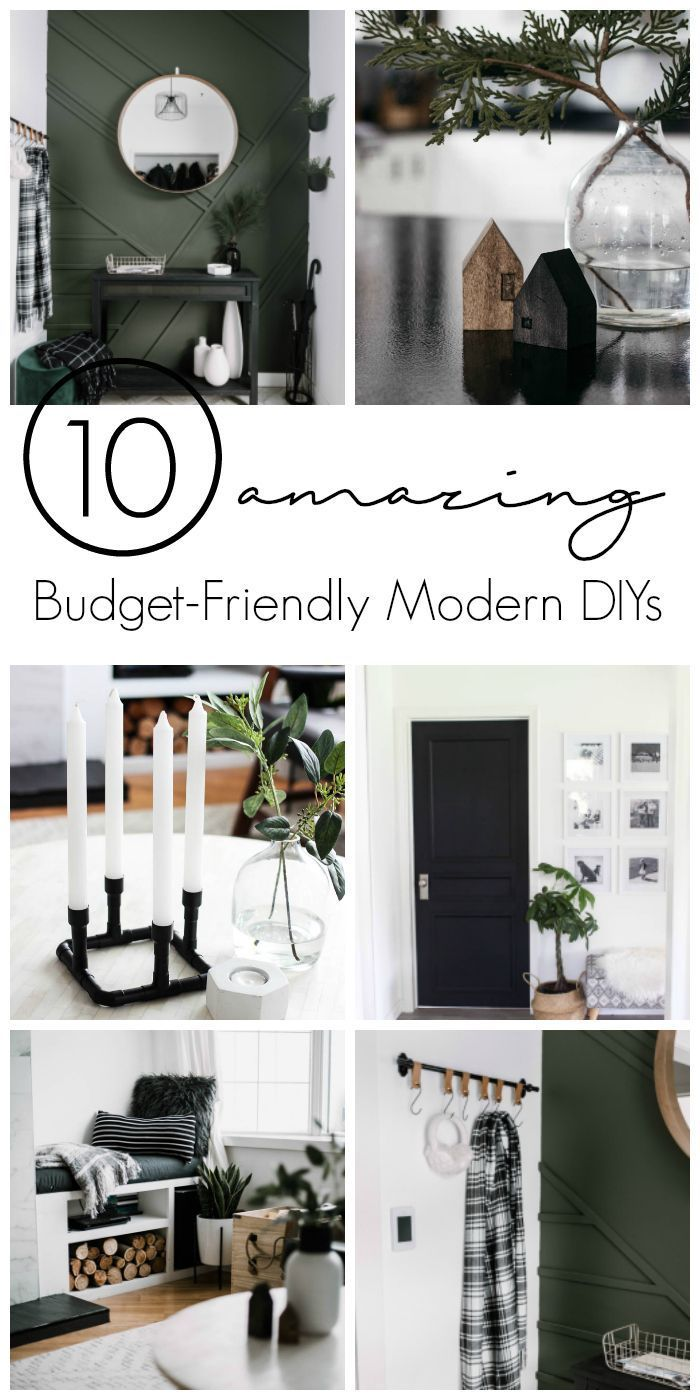 17 Budget-Friendly Home Decor Ideas - Love Create Celebrate