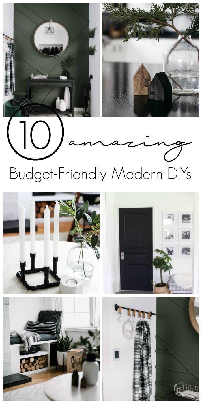 10 Budget Friendly Home Decor Ideas Love Create Celebrate In 2020 Creative Home Decor Affordable Home Decor Contemporary Home Decor