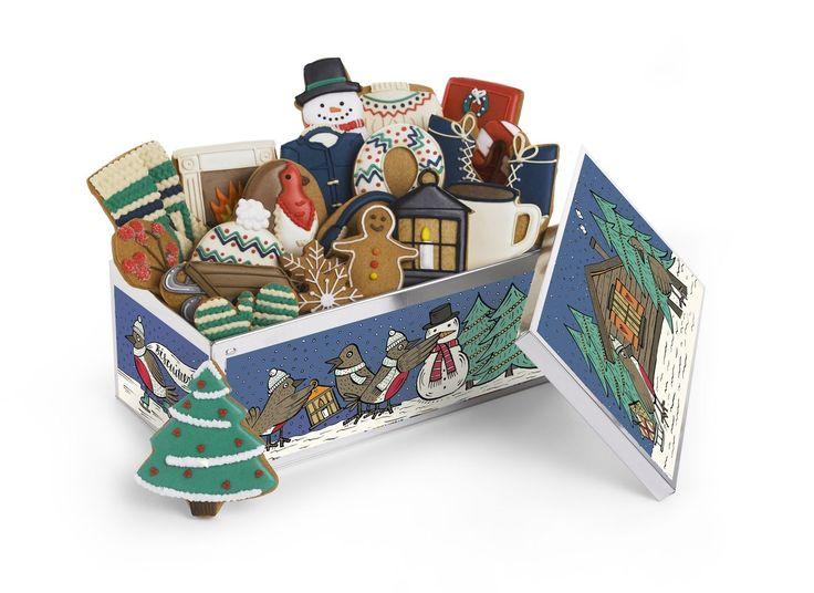 This gingerbread advent calendar is the cutest chocolate alternative - CosmopolitanUK