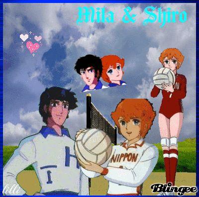 Mila & Shiro