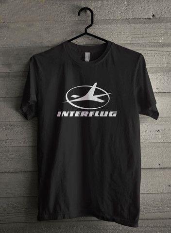 Interflug Airline East Germany Lufthansa