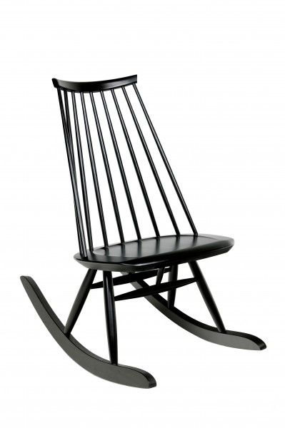 Gungstol från 1937 från Artek - Products - Armchairs - MADEMOISELLE ROCKING CHAIR www.artek.fi