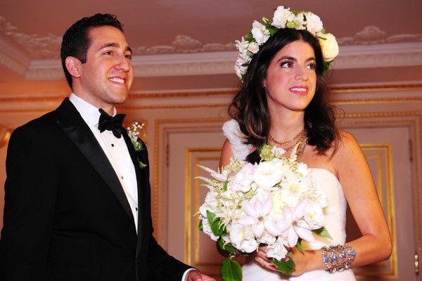 Leandra Medine - Wedding