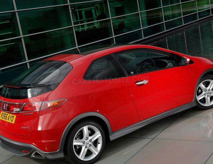 Civic Type S Honda auto - http://autotras.com