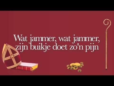 Sinterklaasliedjes 2015 - Kim - Het Paard van Sinterklaas is ziek - YouTube