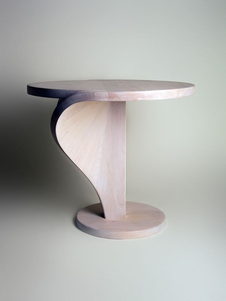 Handmade maple Coffee table from QL Project.