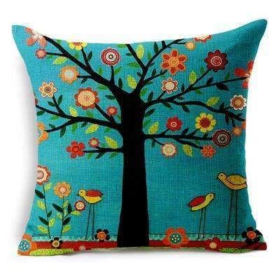 Schmetterling Kissenbezüge Kissen Hülle Cushion Cover Kissenbezug Pillowcase.